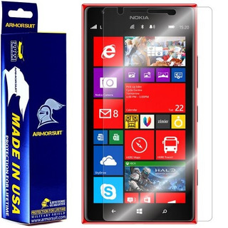 Armorsuit Militaryshield Nokia Lumia 1520 Protector De Panta
