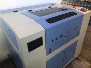 Maquina Pantografo Corte Laser Cnc 600 X 400 Mm 60w