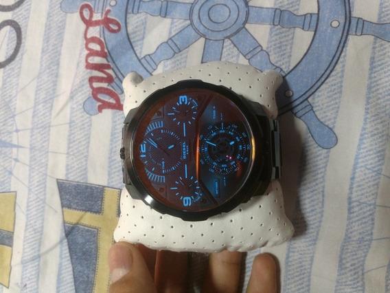 Relógio Diesel Dz Vidro Camaleão Premium