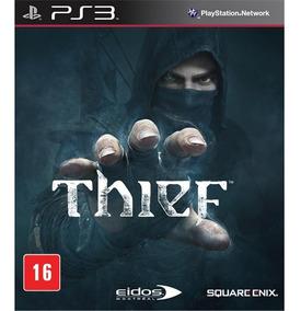 Thief - Ps3 - Novo - Mídia Física - Lacrado