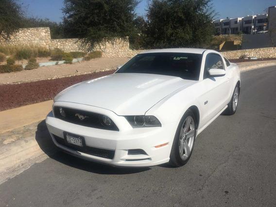 Ford Mustang 5.0l Gt Vip Equipado Piel At 2014