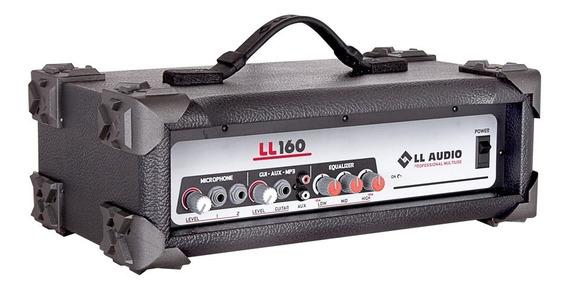 Cabeçote Amplificador Multiuso Nca 160 - 35 Watts