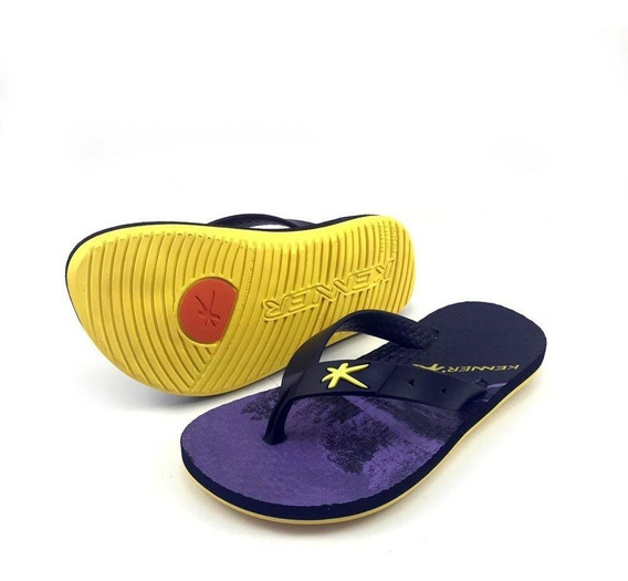 Sandália Kenner Joy Summer Road Jjl 3 Amarelo