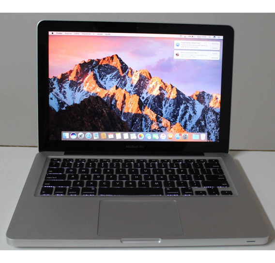 Macbook Pro Md101ll/a 13.3 Core I5 2.5ghz 8gb Ssd-240gb