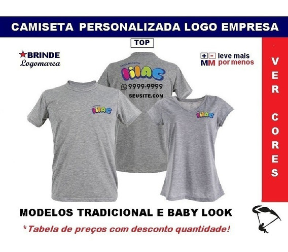 Combo Camisetas Logo Uniformes 16 Top + 10 Cold Mangalonga