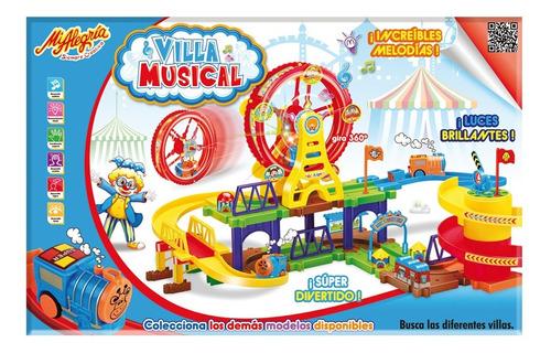 Imagen 1 de 2 de Villa Musical Infantil Mi Alegria