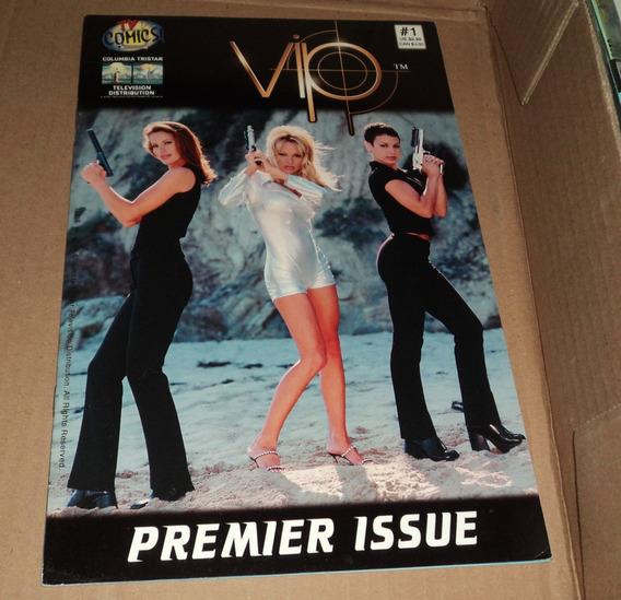 Pamela Anderson Vip N# 1 Gibi Da Serie De Tv Sexy Heroina