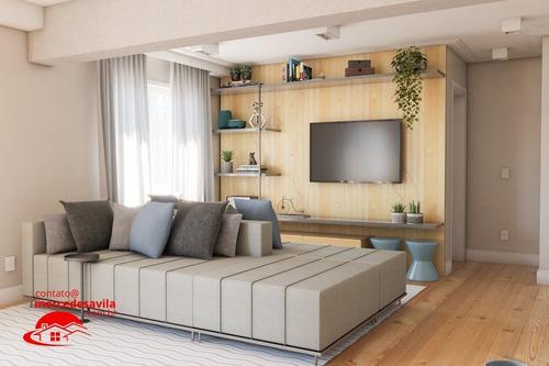 Imagem 1 de 15 de Apartamento Vila Olimpia 3 Dms - 96 M² - V-97110