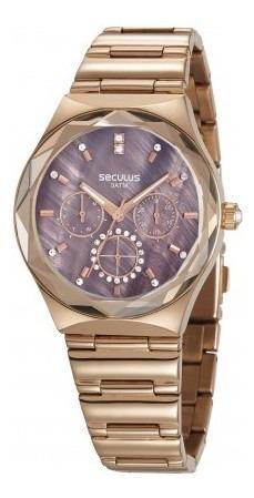 Relógio Seculus 13032lpsvrs2 - Ótica Prigol