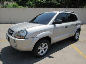 Hyundai Tucson 2.0 Mpfi Gl 16v 142cv 2wd Gasolina 4p Automát