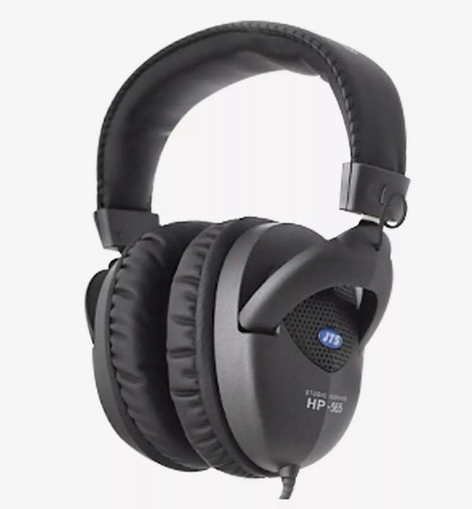 Fone De Ouvido Profissional Studio Headphones Jts Hp-565