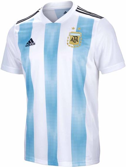 Jersey Playera adidas Seleccion De Argentina Local 2018