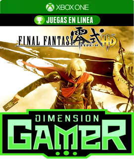 Final Fantasy Type-0 Hd - Xbox One - N Codigo