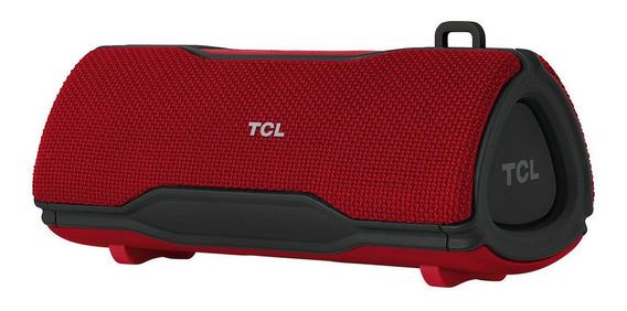Caixa de som TCL BS16B portátil sem fio Vermelho