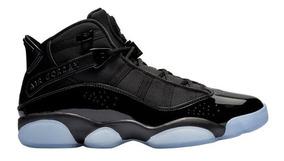 Jordan 6 Rings Black 322992-011 Importación Mariscal