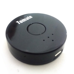 Transmissor Bluetooth 4.0 Tomate Mtb-803 Audio Stereo P2