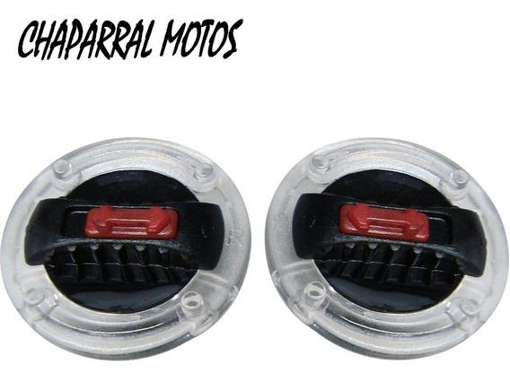 Reparo Botão Para Capacete Ls2 Ff358 Norisk Helt Mormaii