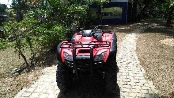 Honda Fourtrax 420 Cc