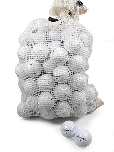 Bola De Golf Reciclada Clasificada Con Calificación De Taylo