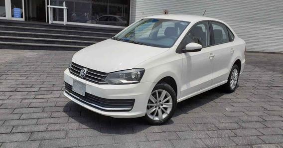Volkswagen Vento 2019 4p Confortline L4/1.6 Aut