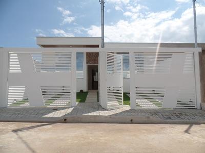 Casa Para Venda, 2 Dormitórios, Residencial Bethânia - Santana Do Paraíso - 337