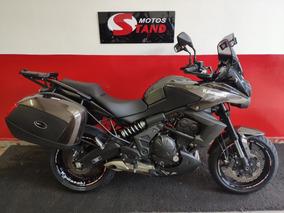 Kawasaki Versys 650 Tourer Abs 2013 Marrom