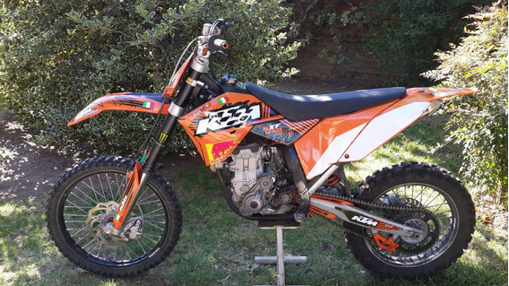 Oportunidda Enduro Cross Ktm Sxf 450 ( No Yzf Kxf Crf Exc)