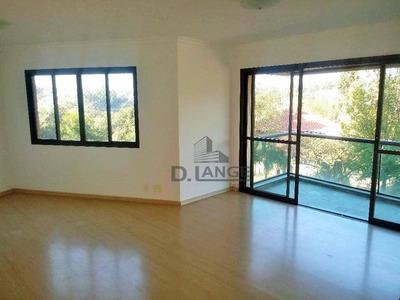 Apartamento Com 3 Dormitórios À Venda, 137 M² Por R$ 950.000 - Notre Dame - Campinas/sp - Ap17598