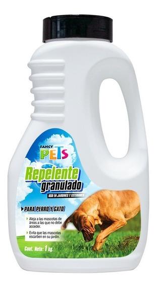 Repelente Ahuyentador P/ Jardín Perros Gatos - Granulado 1kg
