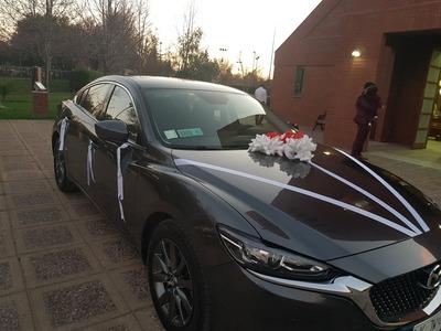 Arriendo Vehículo Para Matrimonio Y Eventos