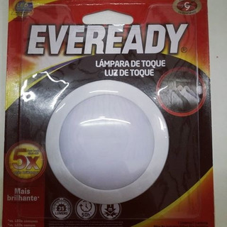 Lanterna Luz De Toque Led Adesiva - Eveready