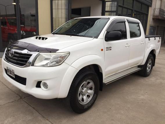 Toyota Hilux Sr 3.0 4x2 2012