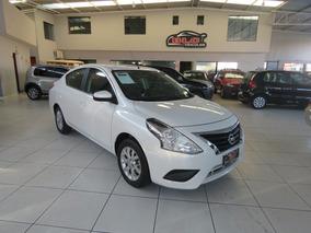 Nissan Versa 1.6 16v Sv Cvt 4p