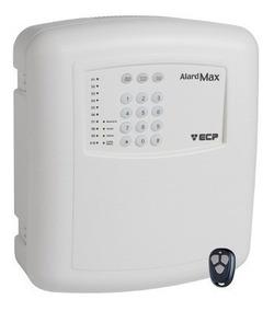 Central De Alarme Residencial E Comercial Alard Max 10 Ecp