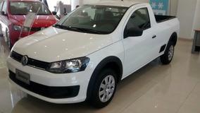 0km Volkswagen Saveiro 1.6msi Cabina Simple My 17 Tasa 0.0%