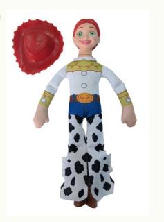 Muñeco Soft Jessie Toy Story 4 New Toys Educando