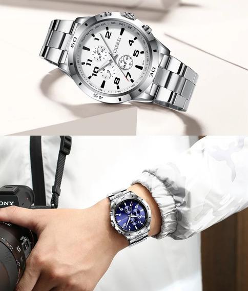 Relógio Masculino Original+ Garantia