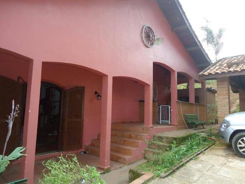 Chácara Residencial À Venda, Aralú, Santa Isabel - Ch0045. - Ch0046
