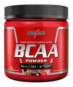 Bcaa Powder 4:1:1 200g Guaraná Com Açaí | Integralmédica