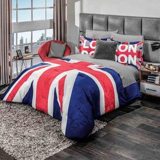 Edredón Gran Bretaña Super Soft Matrimonial