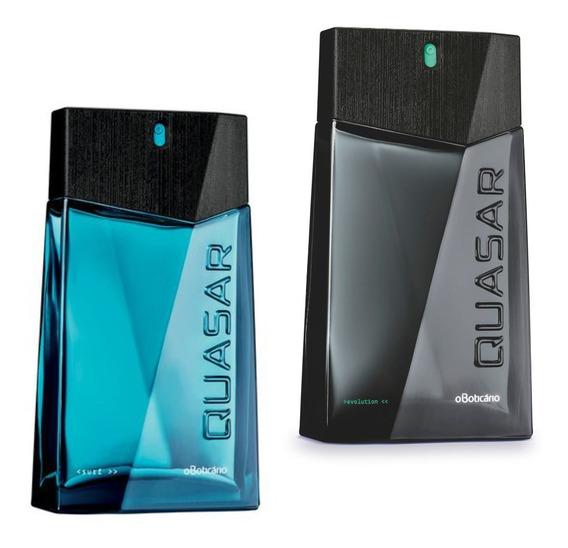 Perfume Quasar Surf + Quasar Evolution Boticário