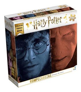 Potter Personajes Colores Pop Rompecabezas 1000 Pz Novelty