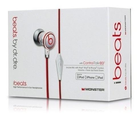 Audifonos Monster Ibeats By Dr Dre :::: Nuevo ::::originales