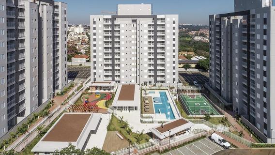 Apartamento À Venda Em Parque Rural Fazenda Santa Cândida - Ap007009