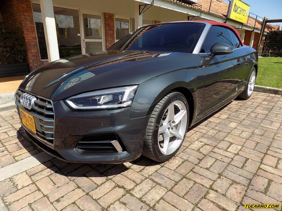 Audi A5 Cabrio 2.0cc Tfsi Mt Aa
