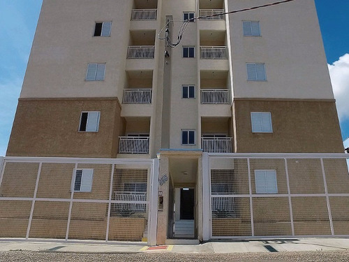 Apartamento Centro De Boituva - Sp - Ap00003 - 31956394