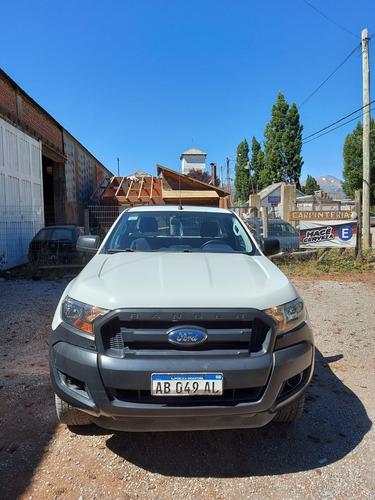Ford Ranger 2.2 Cs Xl Tdci 125cv 4x2 2017