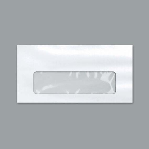 Envelope Oficio 114 X 229 Com Janela Cx Com 1000 Unidades