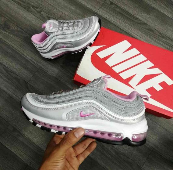 Tenis Zapatillas Nike Air Max 97 De Hombre Ropa Y Accesorios