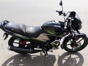 Yamaha 125 Modelo 2012